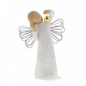 Angel of Wonder - Willow Tree from thetraditionalgiftshop.com