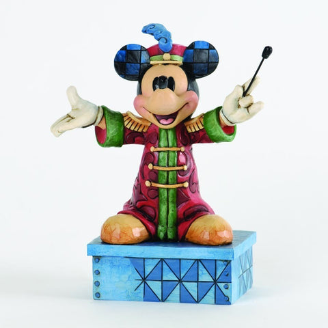 Band Leader Mickey