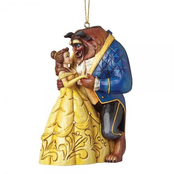 Beauty & The Beast (Hanging Ornament)