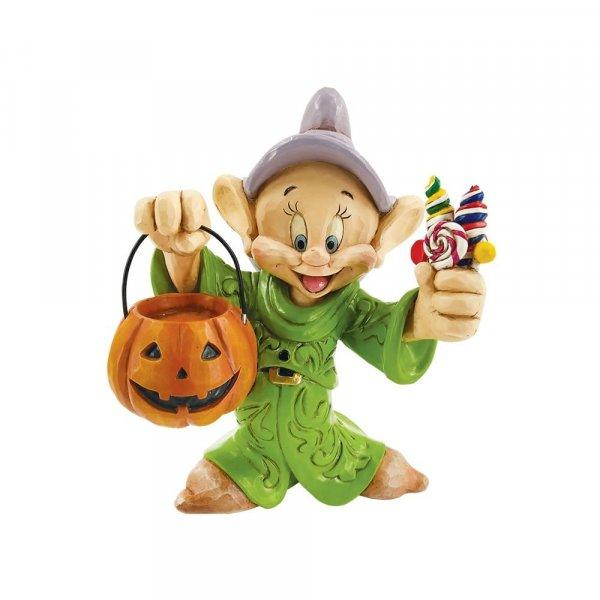 Cheerful Candy Collector (Dopey Trick-or-Treating) - Disney Traditions from thetraditionalgiftshop.com