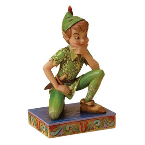 Childhood Champion (Peter Pan) - Disney Traditions from thetraditionalgiftshop.com