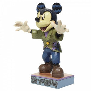 Creature Feature (Halloween Mickey Mouse) - Disney Traditions from thetraditionalgiftshop.com