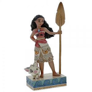 Find Your Own Way (Moana) - Disney Traditions from thetraditionalgiftshop.com