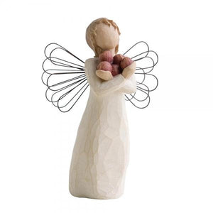 Good Health Angel - Willow Tree from thetraditionalgiftshop.com