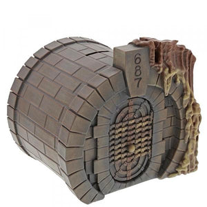 Gringotts Vault Moneybox - Harry Potter Village by Department56 from thetraditionalgiftshop.com