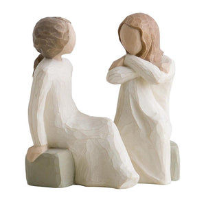 Heart and Soul - Willow Tree from thetraditionalgiftshop.com