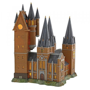 Hogwarts Astronomy Tower - Harry Potter Village by Department56 from thetraditionalgiftshop.com