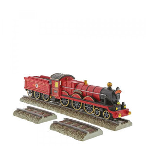 Hogwarts Express - Harry Potter Village by Department56 from thetraditionalgiftshop.com