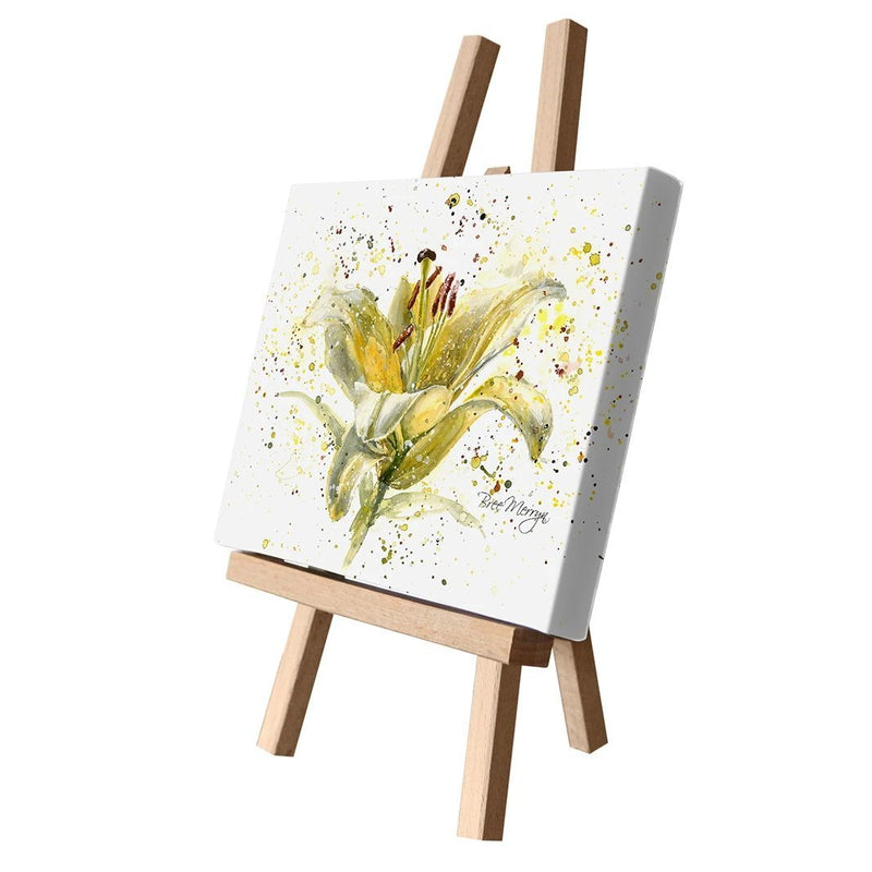 Lemon Lily Canvas Cutie - Bree Merryn Art from thetraditionalgiftshop.com