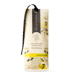 Limoncello Mikado Black Edition Scented Sachet