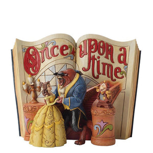 Love Endures (Beauty & the Beast Storybook) - Disney Traditions from thetraditionalgiftshop.com
