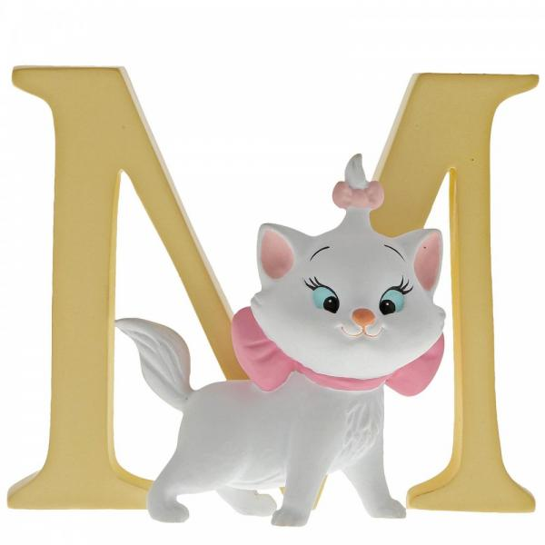 """M"" Marie Alphabet Letter - Disney Enchanting Collection from thetraditionalgiftshop.com"