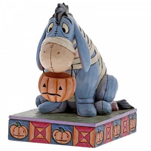 Melancholy Mummy (Halloween Eeyore) - Disney Traditions from thetraditionalgiftshop.com