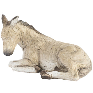 Nativity Donkey - More Than Words from thetraditionalgiftshop.com