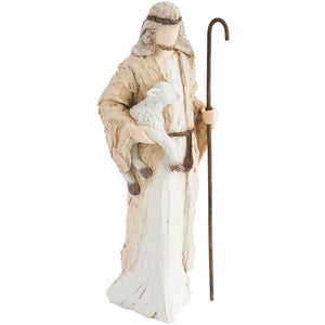 Nativity Shepherd - More Than Words from thetraditionalgiftshop.com