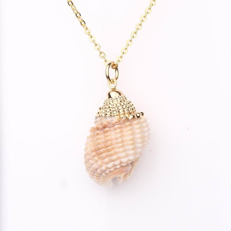 Real Shell Necklace (SN003)