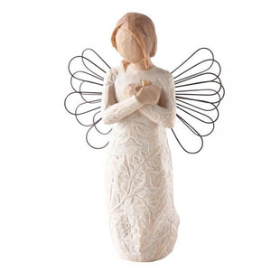 Remembrance Angel - Willow Tree from thetraditionalgiftshop.com