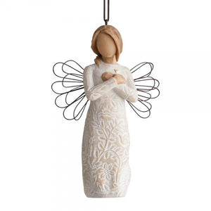 Remembrance (Hanging Ornament) - Willow Tree from thetraditionalgiftshop.com