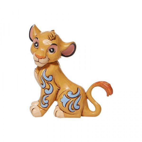 Simba Mini Figurine - Disney Traditions from thetraditionalgiftshop.com