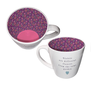 Sister - Inside Out Mug - Inside Out Mugs from thetraditionalgiftshop.com