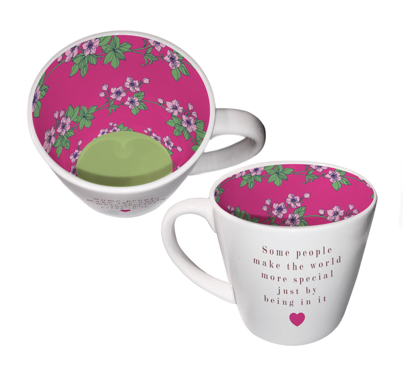 Someone Special Inside Out Mug - Inside Out Mugs from thetraditionalgiftshop.com