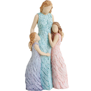 Special Bond (Mother & Daughters) - More Than Words from thetraditionalgiftshop.com