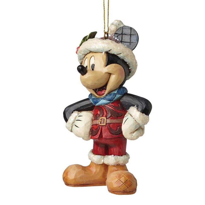 Sugar Coated Mickey Mouse (Hanging Ornament)