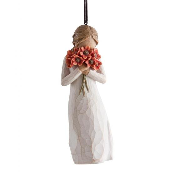 Surrounded by Love (Hanging Ornament)