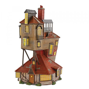 The Burrow - Harry Potter Village by Department56 from thetraditionalgiftshop.com