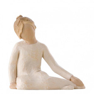 Thoughtful Child - Willow Tree from thetraditionalgiftshop.com