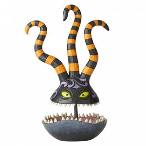 Toothy Terror (Harlequin Demon Trinket Dish) - Disney Traditions from thetraditionalgiftshop.com