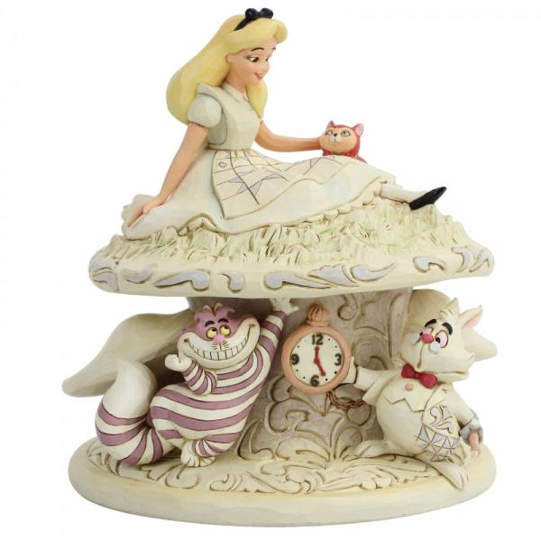 Whimsy & Wonder (Alice in Wonderland White Woodland)