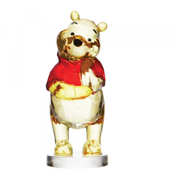 Winnie the Pooh Facet Figurine - Disney Showcase from thetraditionalgiftshop.com