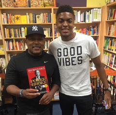 Mr Good Vibes and Daymond John
