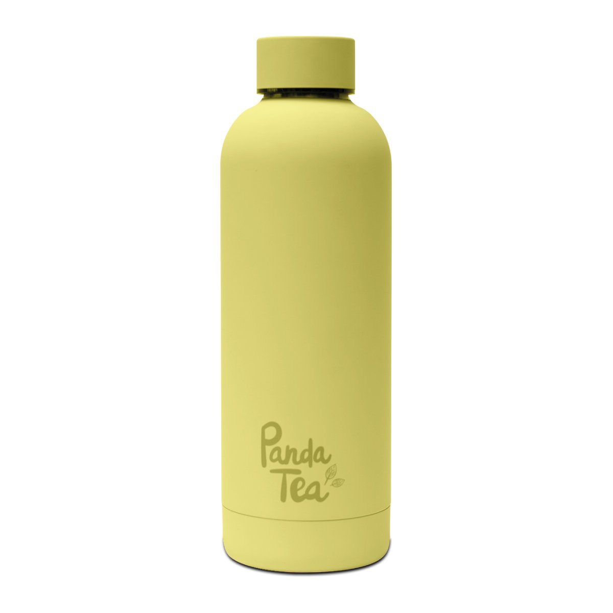 Urban bottle - Jaune citron
