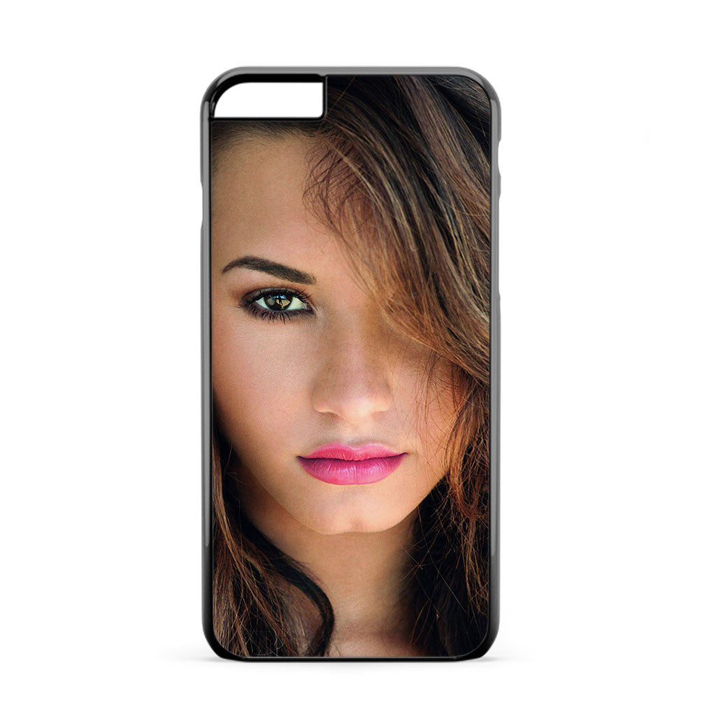 Demi Lovato Pink Lips iPhone 6s Plus Case