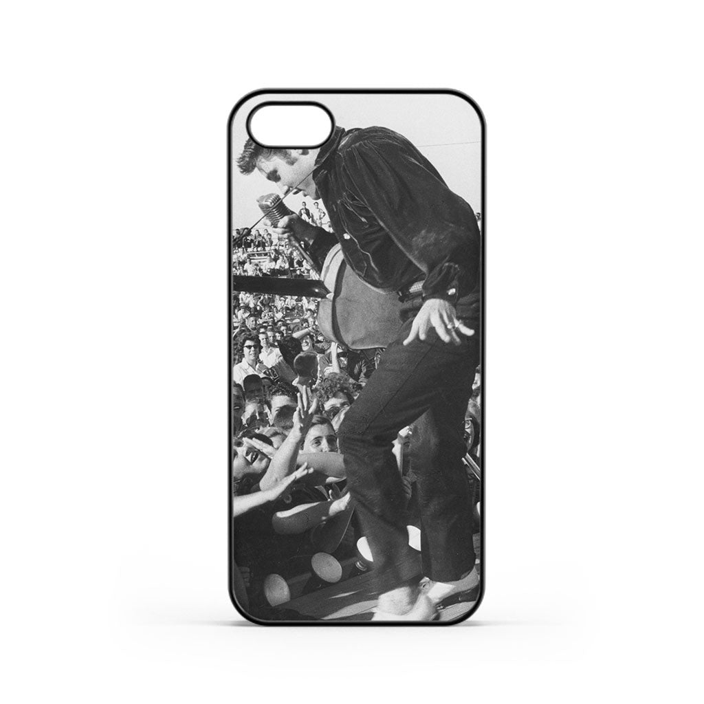 Elvis Presley At Concert iPhone 5 / 5s / SE Case