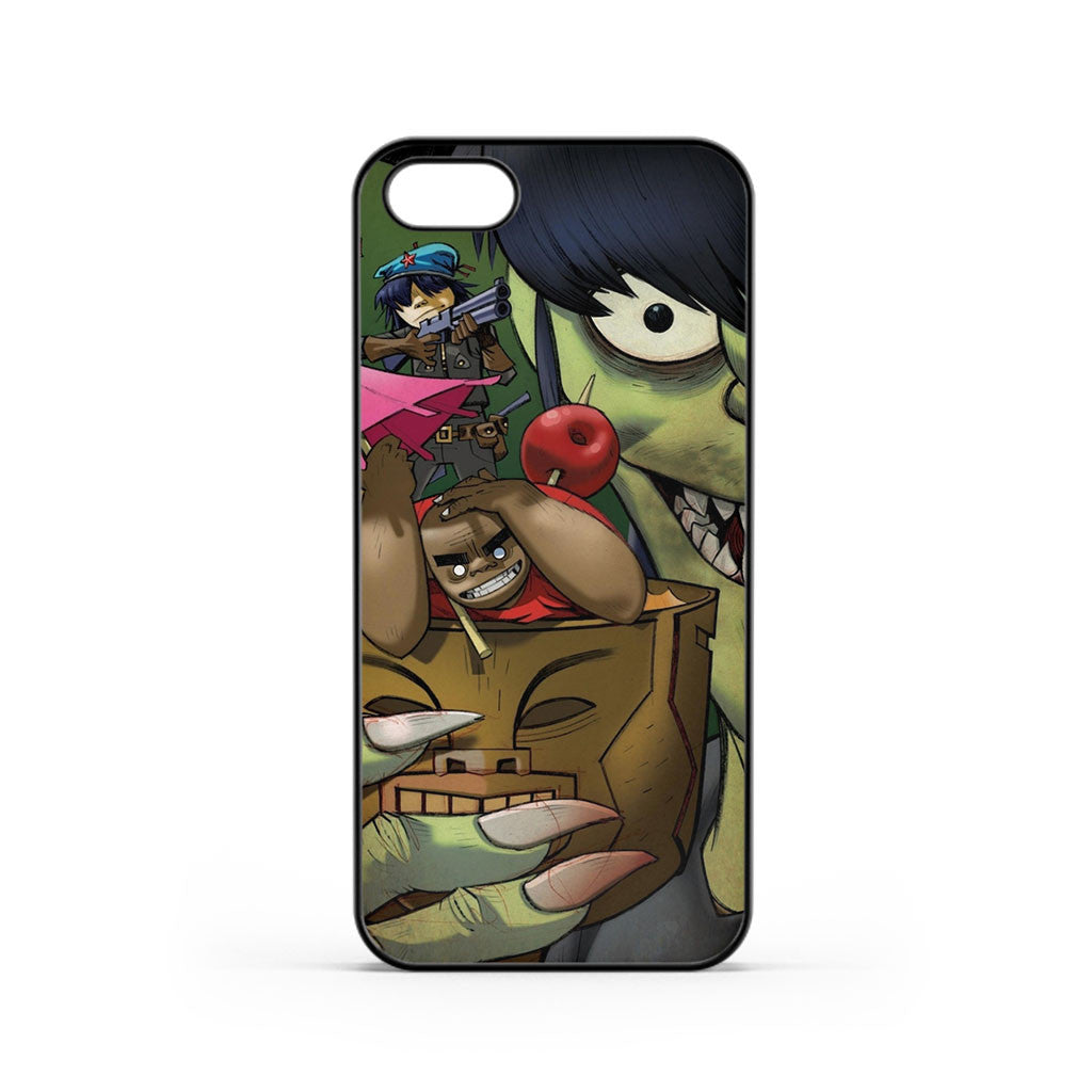 Gorillaz Murdock iPhone 5 / 5s / SE Case