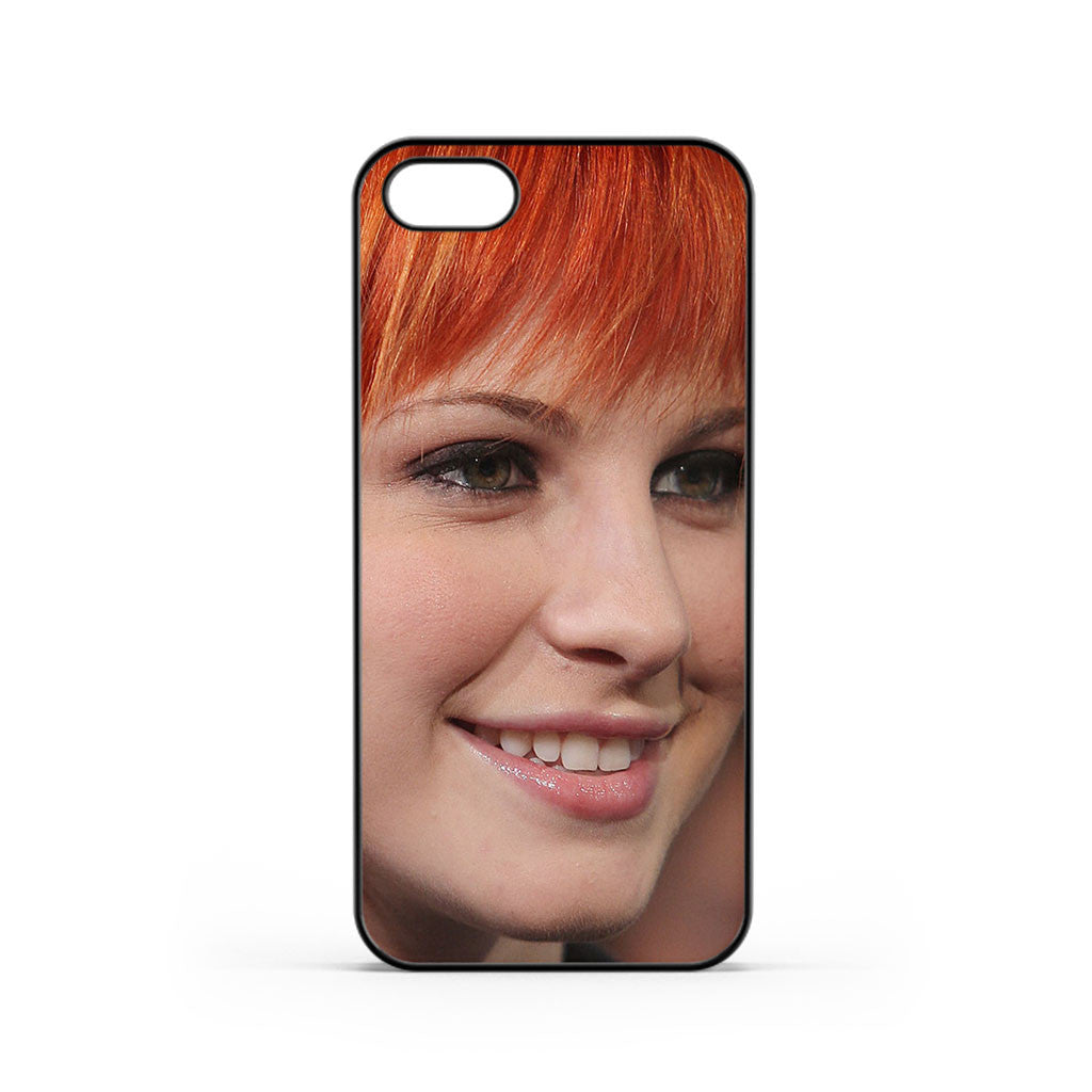 Hayley William Closeup iPhone 5 / 5s / SE Case