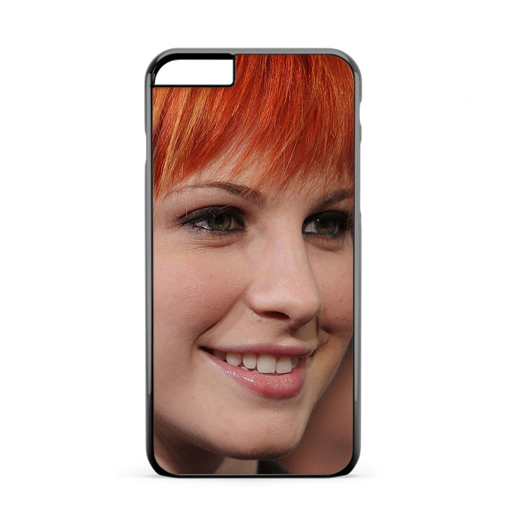 Hayley William Closeup iPhone 6 Plus Case