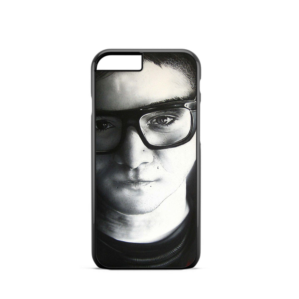Skrillex Black and White iPhone 6 Case