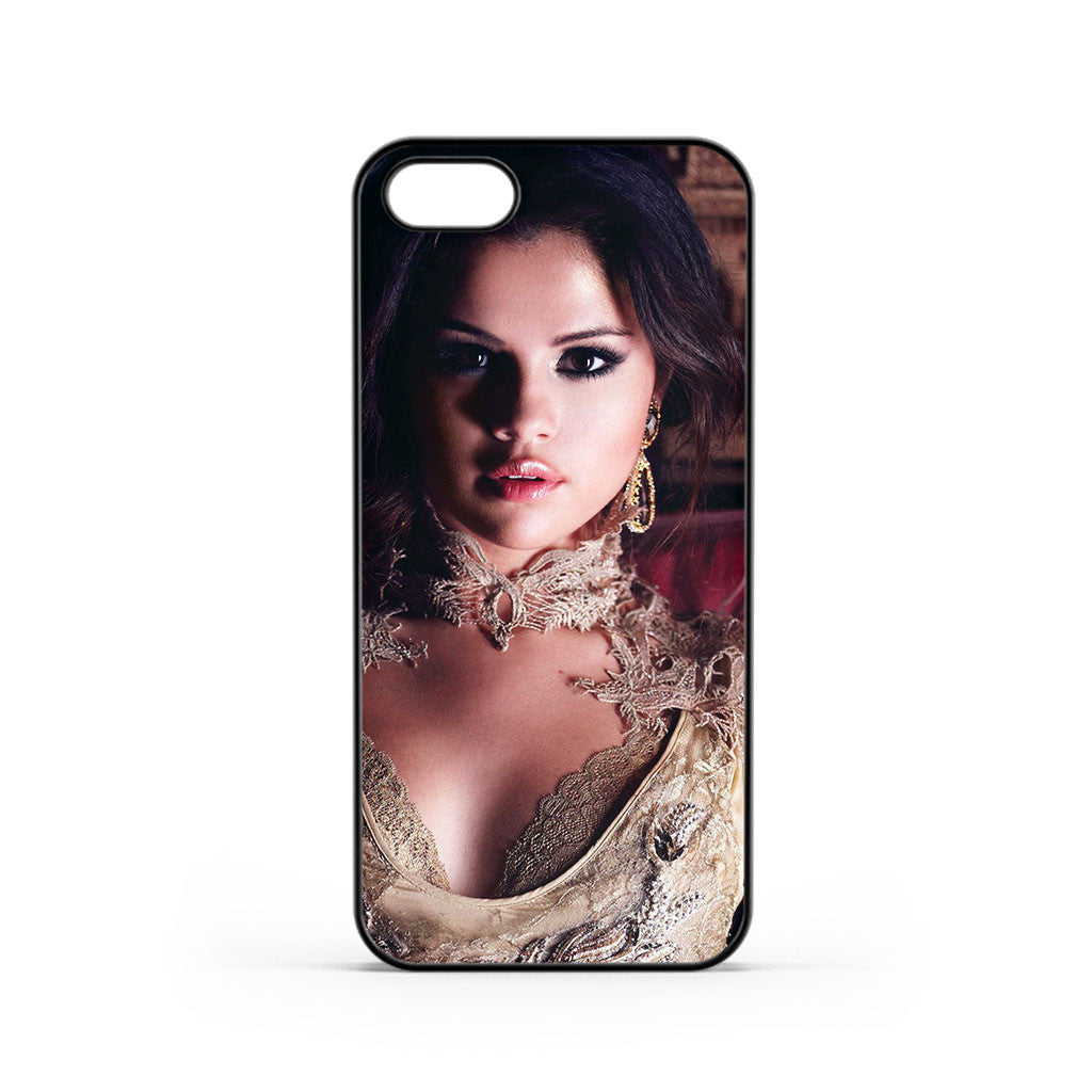 Selena Gomez Portrait iPhone 5 / 5s / SE Case