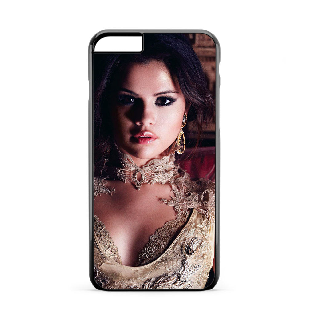 Selena Gomez Portrait iPhone 6s Plus Case
