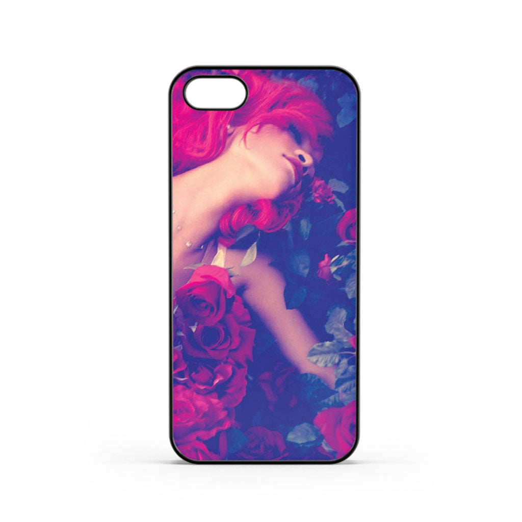 Rihanna Roses iPhone 5 / 5s / SE Case