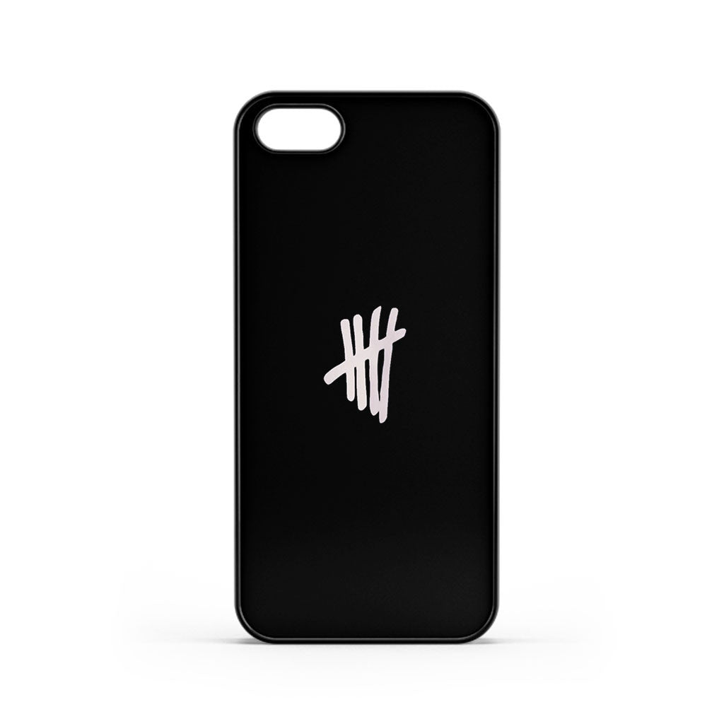 5 Seconds of Summer 5SOS Tally iPhone 5 / 5s / SE Case