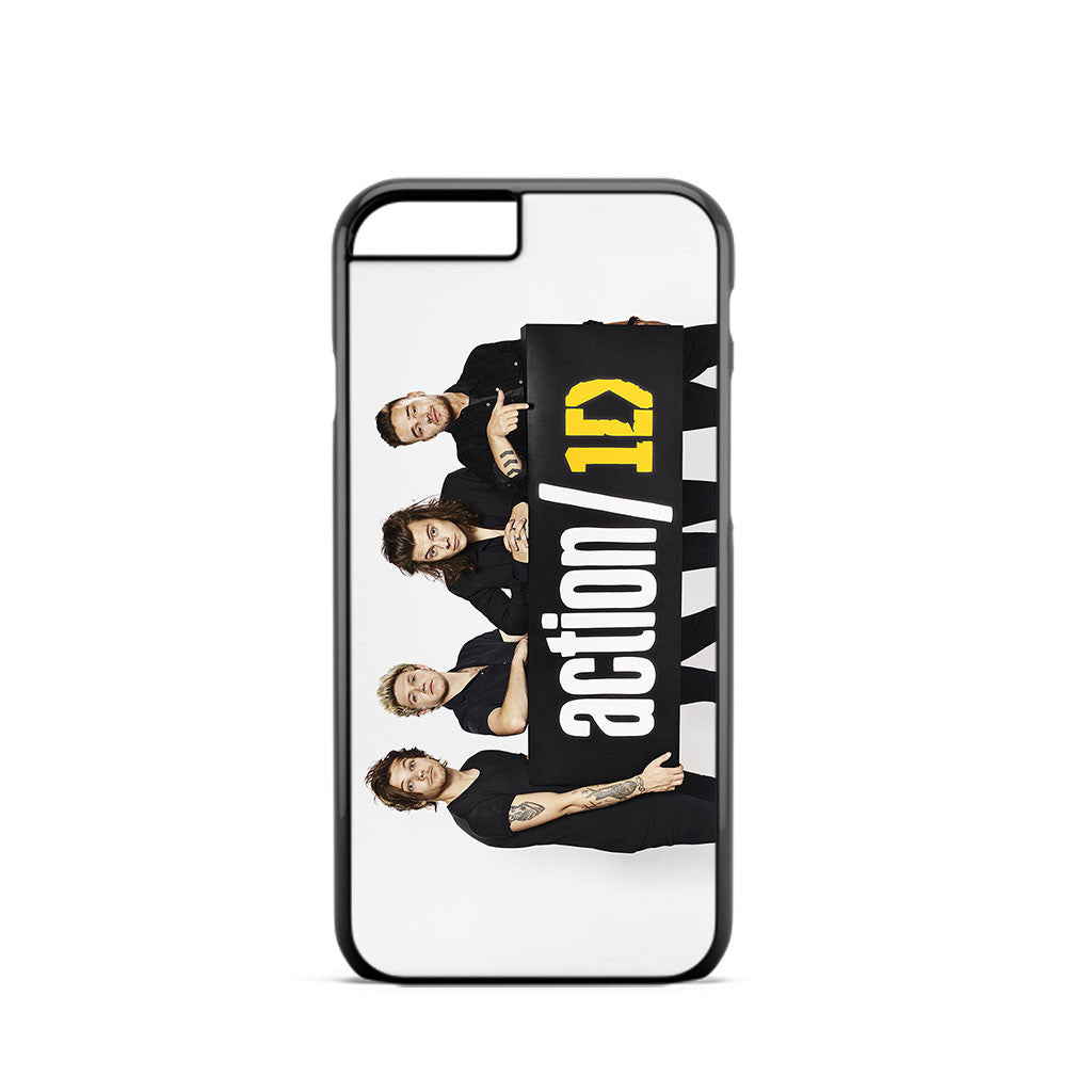 One Direction Action iPhone 6 Case
