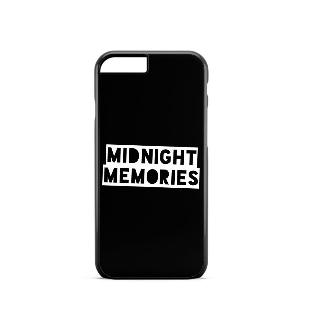 One Direction Midnight Memories iPhone 6s Case