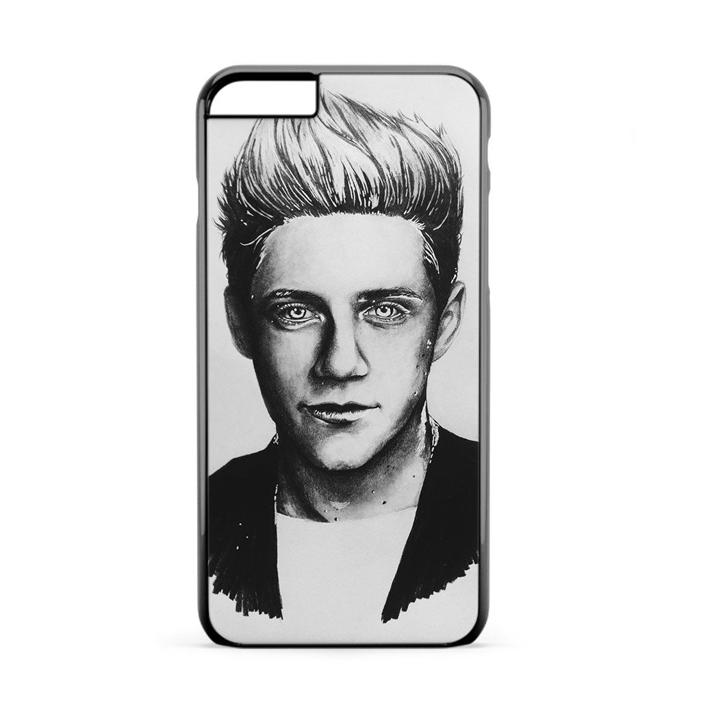 One Direction Niall Horan Drawing iPhone 6 Plus Case