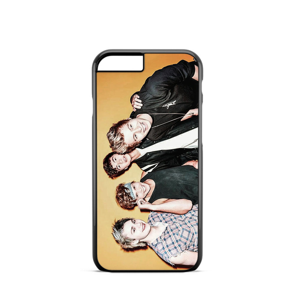 5 Seconds of Summer 5SOS Photoshot iPhone 6s Case