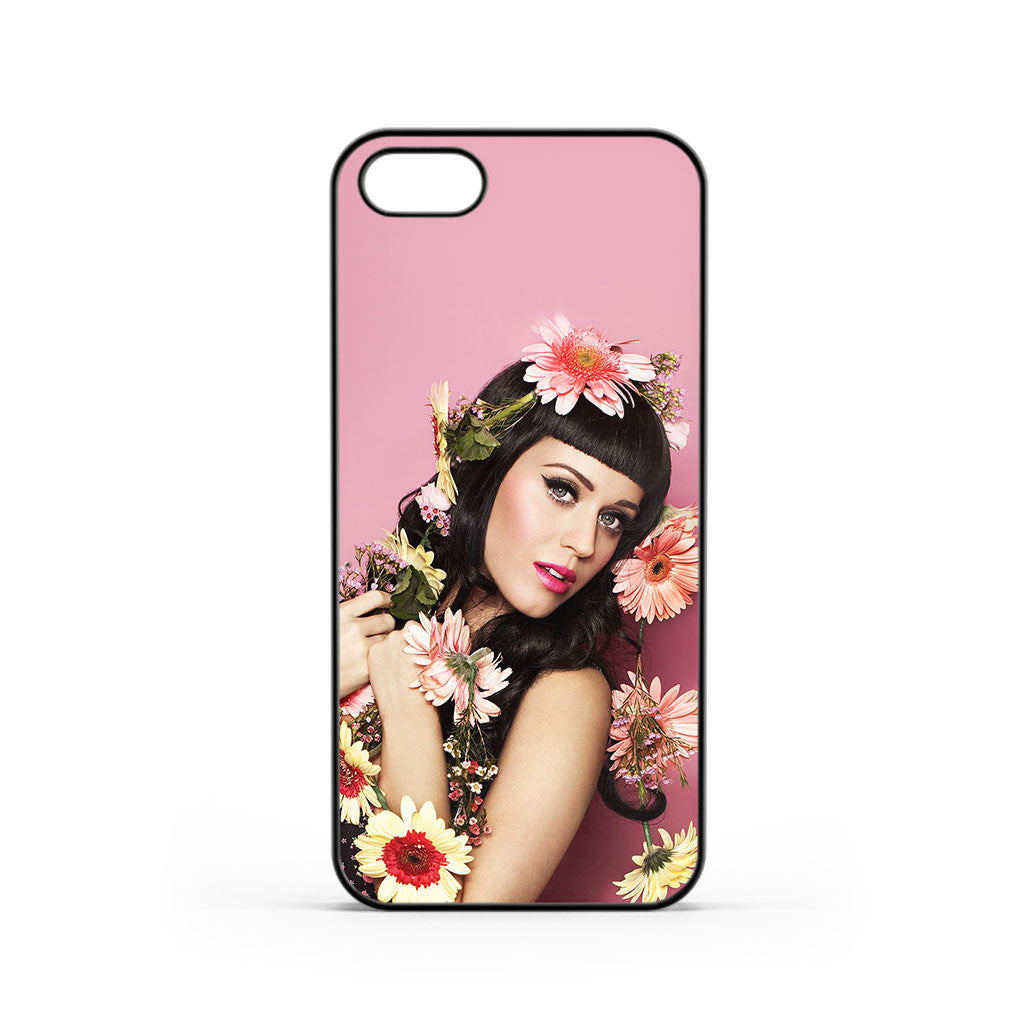 Katy Perry Flowers iPhone 5 / 5s / SE Case